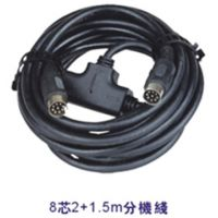 供应 JDS 8芯专业线缆/延长线