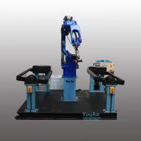 焊接自动化才省心,焊机机器人自动化工作站