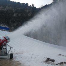 山东人工造雪机/滑雪场造雪机的三个关键点