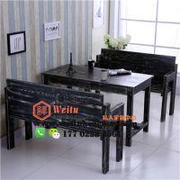 天津松木餐桌椅图片 天津松木餐桌椅价格 松木餐桌椅厂家