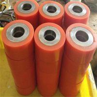 树脂托辊 聚氨酯托辊 厂家直销 钢