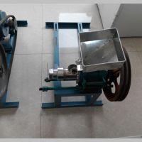 鼎信供应新款柴电两用膨化机 休闲食品加工设备 两套螺杆螺套