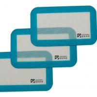 玻璃纤维烘烤垫 食品级硅胶烘焙垫 耐高温硅胶烤垫
