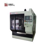 恒鑫c650不锈钢加工中心机 复合材料加工中心台湾高配