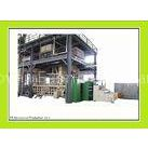 SS / SMS Non Woven Fabric Making Machine , Automatic Spunbond Machines 1600 - 3200mm