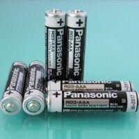 原装正品 松下、Panasonic、7号、七号、AAA、R03、碳性、电池