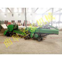 圣泰ST5552A玉米秸秆青贮打包一体机报价