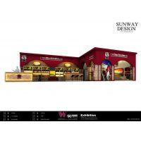 国家一级资质展会特装展台设计制作搭建