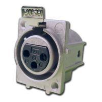 ITT连接器,金属壳塑料连接器XLR系列