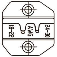 Prokits/宝工1PK-3003D36裸连续端子口模 压线钳 接线钳
