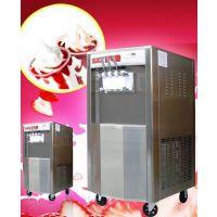 32cm超长冰淇淋机器 进口泰康压缩机 喜曼品牌厂家直销品质保证