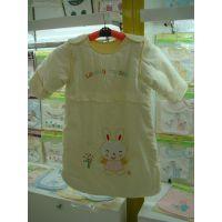 批发小灵稚冬季宝宝睡袋 婴儿睡袋放踢被 全棉保暖包被童睡袋H-22