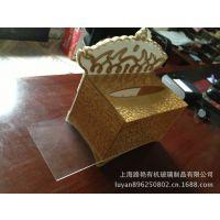 上海长期供应各类酒店商场亚克力餐巾纸盒 机玻璃餐巾纸盒