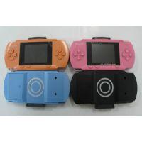 PSP国鑫处销2.7英寸超大液晶屏 MP4游戏机