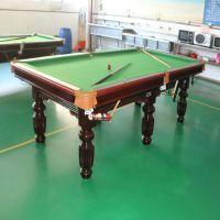 中山哪有卖桌球台 标准尺寸台球桌厂家 美式球台长2.85米