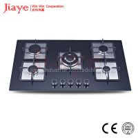 90cm 5 burner gas stove Tempered glas built-in GAS STOVE/GAS HOB/GAS COOKTOP