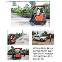 陕西普森供应中小型扫地机、电动扫地机