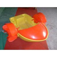 潜江儿童手摇船可健身的水上游乐设备