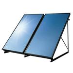 南宁市丨太阳能丨阳台壁挂丨平板集热器丨热水器丨不锈钢保温水箱