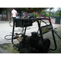 君道进口超高压冷水清洗机PU350
