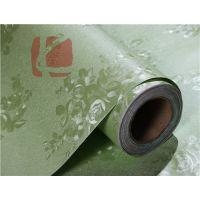 广州凯钻壁纸厂家批发 环保PVC自粘墙纸 美容院墙体装饰墙纸