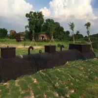 洁林GL-DMBR10一体化地埋式MBR农村生活污水处理设备