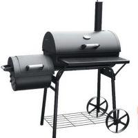 大号母子烧烤炉 连体烧烤炉 大号不锈钢谈烤炉子 墅聚餐烤肉架BBQ