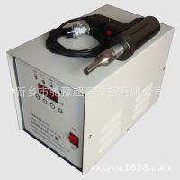 驰豫牌zq1000型30KHz手持式工业级数字式超声波亚克力焊接机