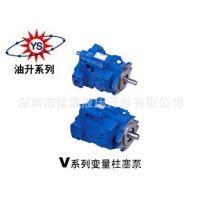 特价供应台湾原装进口V38A3R10X油升柱塞泵 质保一年