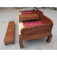 红木精品罗汉床