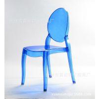 升级透明魔鬼椅子 亚克力pc椅 时尚创意舒适高档椅子设计师椅
