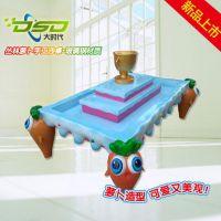 太空沙桌 丛林萝卜手工沙桌 无害无味不掉色 儿童游乐设备