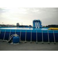 恒泰华哈密室外水乐园 夏季孩子们的最爱 转让大型水上乐园设备