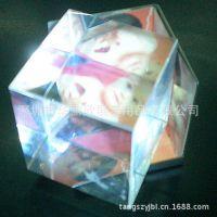 透明亚克力水晶相框 压克力相框 个性化创意亚克力相框