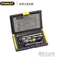 Stanley史丹利工具套装 史丹利35件套6.3MM公制组套 94-691-22