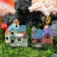 叶之语 微景观树脂摆件 树脂小房子 迷你小别墅