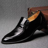 2015新款温州品牌男鞋真皮商务正装男士皮鞋透气尖头鞋子批发单鞋