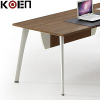 KOEN办公桌 简约现代老板桌 主管桌 经理桌员工 办公桌椅特价