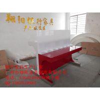 翔阳银行系统办公家具XY-086双面填单台
