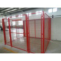 河北安平凯安供应优质车间护栏、厂房隔离网、仓库隔离栅