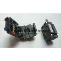 美国Plastronics 32QN50S15050 IC插座 QFN32PIN 0.5MM间距