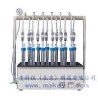 MKY-DCS十二联氰化物蒸馏收集器|十二联蒸馏器|氨氮蒸馏收集器库号:3806