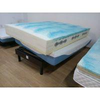 康莱海绵制品厂家供应慢回弹记忆定制床垫代工出口