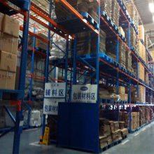 北京重型货架厂 正耀横梁式托盘货架 结构简单 可拆卸 层高可调