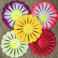 厂家直销清明节手把花仿真花绢花花朵花瓣