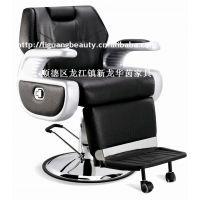 丽光厂家批发 供应 热销优质实惠男士美发椅 理容椅 剪发椅8186
