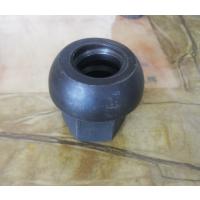 长期供应西安锚杆煤矿专用螺母带垫螺母阻塞阻尼螺母现货