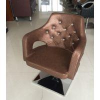厂家直销新款美发椅子/理发椅/剪发修面椅/液压升降椅子美发椅子