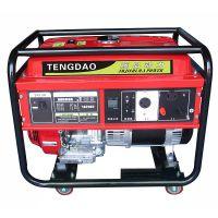 移动式5千瓦小型汽油发电机