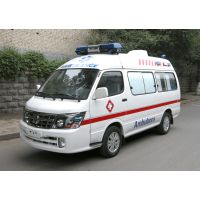 金杯海狮监护型救护车和金杯海狮转运型救护车满足不同需求